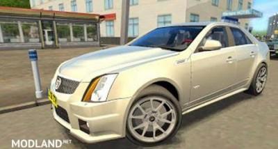 Cadillac CTS-V [1.2.5], 1 photo